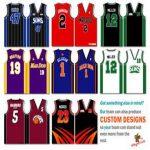 BasketBall Uniforms Perth